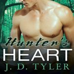 Hunter's Heart Audiobook by J. D. Tyler, narrated by Kisrten Potter (review)