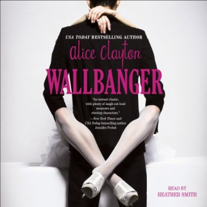 Wallbanger Audiobook Cover-Hot Listens