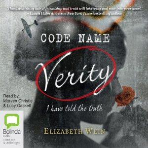 Code name verity audiobook