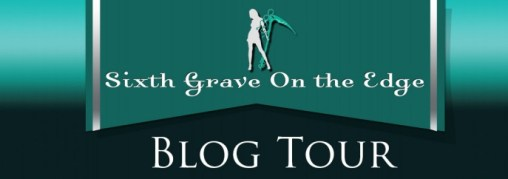 Sixth Grave On the Edge Tour Banner