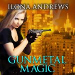 Gunmetal magic Audiobool