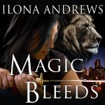 Magic Bleeds Audiobook