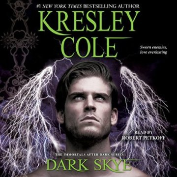 Dark Skye Audiobook cover