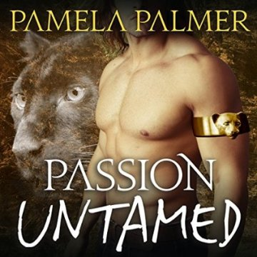 Passion Untamed Audiobook Cover