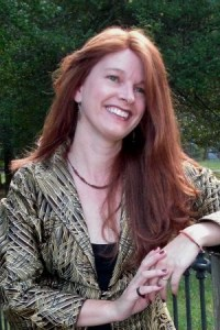 Author Kim Harrison