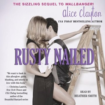 Rusty Nailed Audiobook Cover