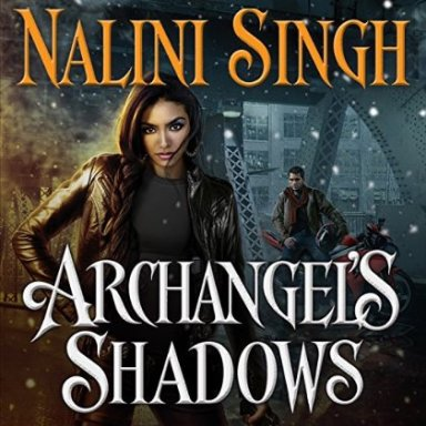 Archangel's Shadows Audiobook cover