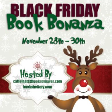 Balck Friday Book Bonanza button