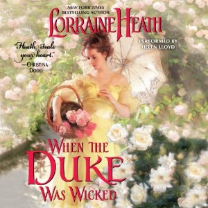When The Duke Was Wicked Audiobook cover