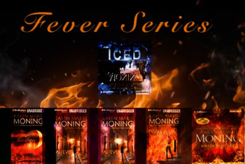 Fever series by karen Marie Moning