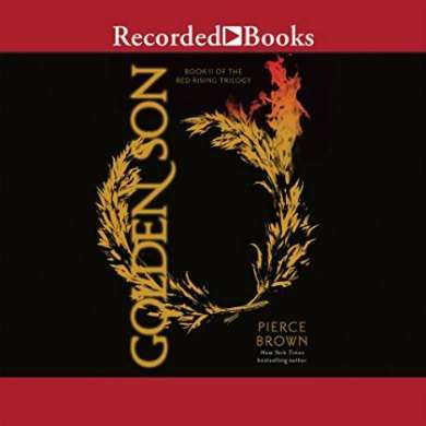 Golden Son Audibook by Pierce Brown