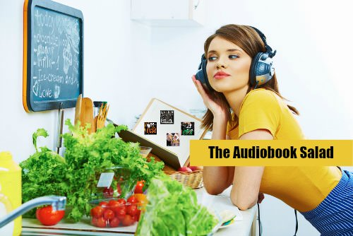 The Audiobook Salad Edition Three