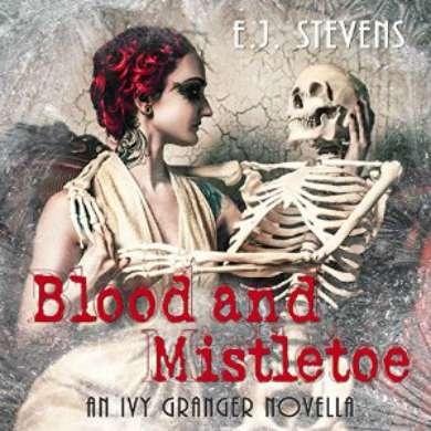 Blood adn Mistletoe Audiobook