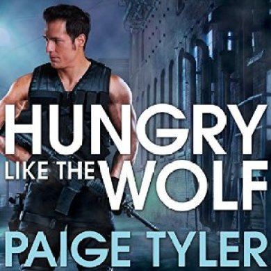 Hungry Like The Wolf Audiobook by Paige Tyler