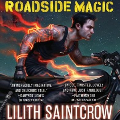 Roadside Magic Audiobook by Lilith Saintcrow