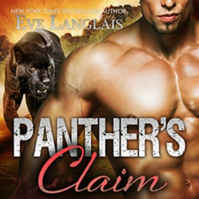 Panther's Claim Audiobook 390x390
