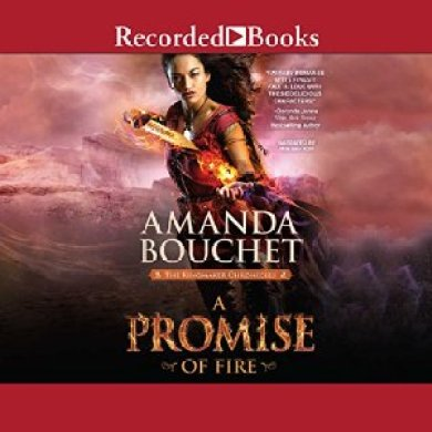 A Promise of Fire Audiobook by Amanda Bouchet