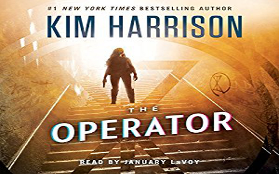 The Operator Audiobook by Kim Harrison (REIVEW)