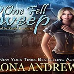 One Fell Sweep Audiobook by Ilona Andrews (REVIEW)