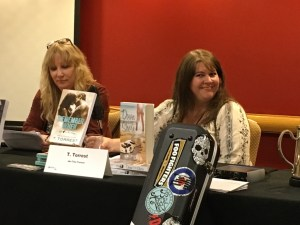 Dual Narrators: Is Two Better Than One? #RT17 - Michelle Mankin, T. Torrest