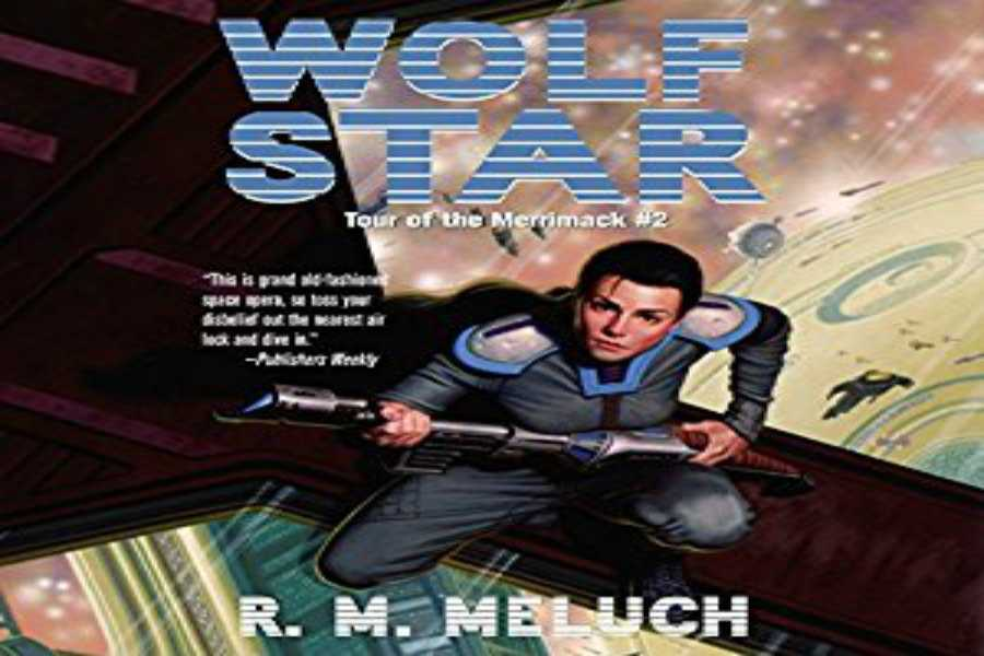 Wolf Star Audiobook by R. M. Meluch (Review)