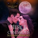 Fierce Obsessions by Suzanne Wright read by Jill Redfield