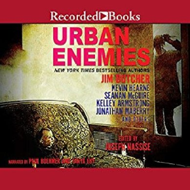Urban Enemies: A Collection of Urban Fantasy Stories Audiobook