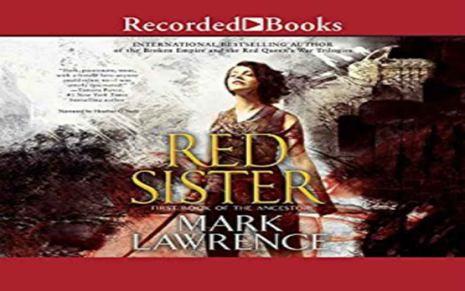 Red Sister Audiobook by Mark Lawrence (REVIEW)