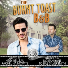 Burnt Toast B & B by Heidi Belleau