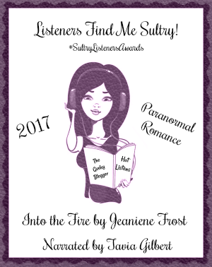 Sultry Listeners 2017 - Paranormal Romance