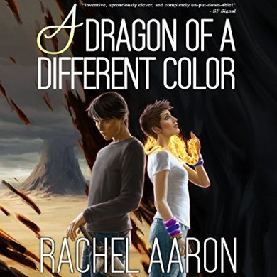A Dragon of a Different Color Audiobook by Rachel Aaron read by Vikas Adam