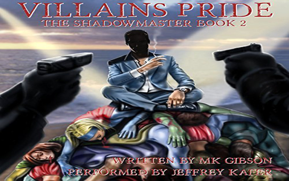 Villains Pride Audiobook by M. K. Gibson (REVIEW)