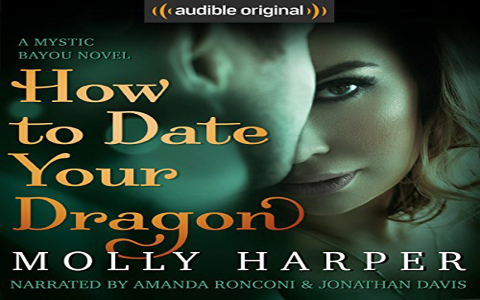 How to Date Your Dragon Audiobook by Molly Harper (REVIEW)