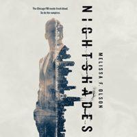 Nightshades by Melissa F. Olson read by Luke Daniels