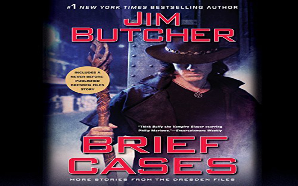 Brief Cases Audiobook by Jim Butcher (REVIEW)