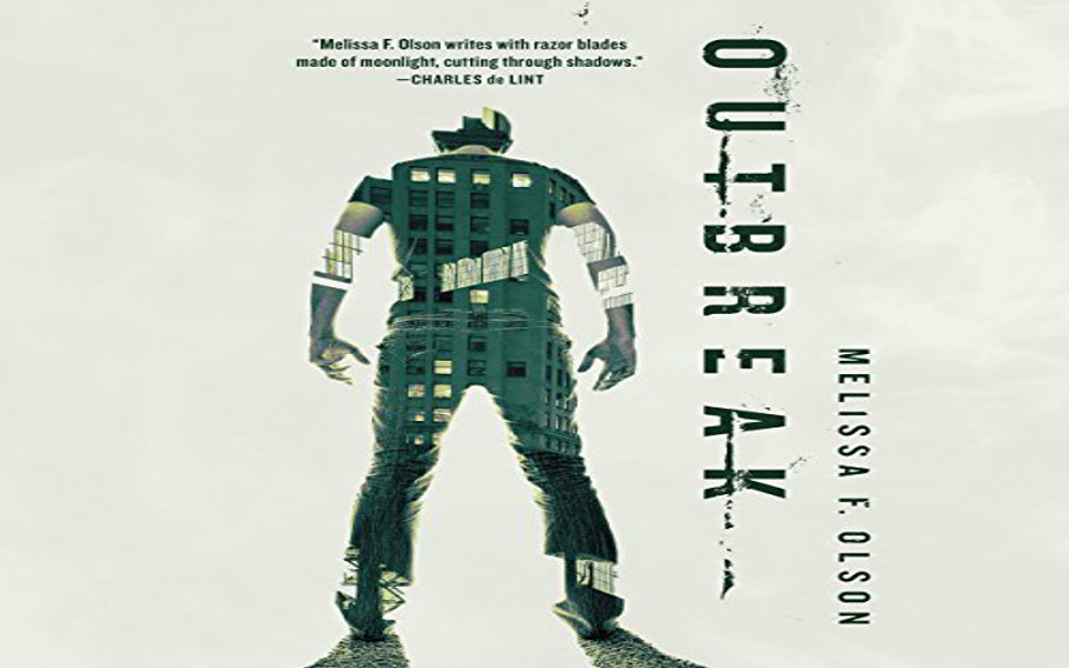 Outbreak Audiobook by Melissa F. Olson (REVIEW)