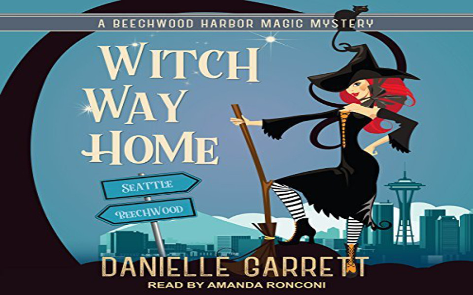Witch Way Home Audiobook by Danielle Garrett (REVIEW)
