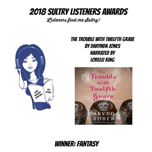#SultryListeners Awards Winner 2018 – Fantasy