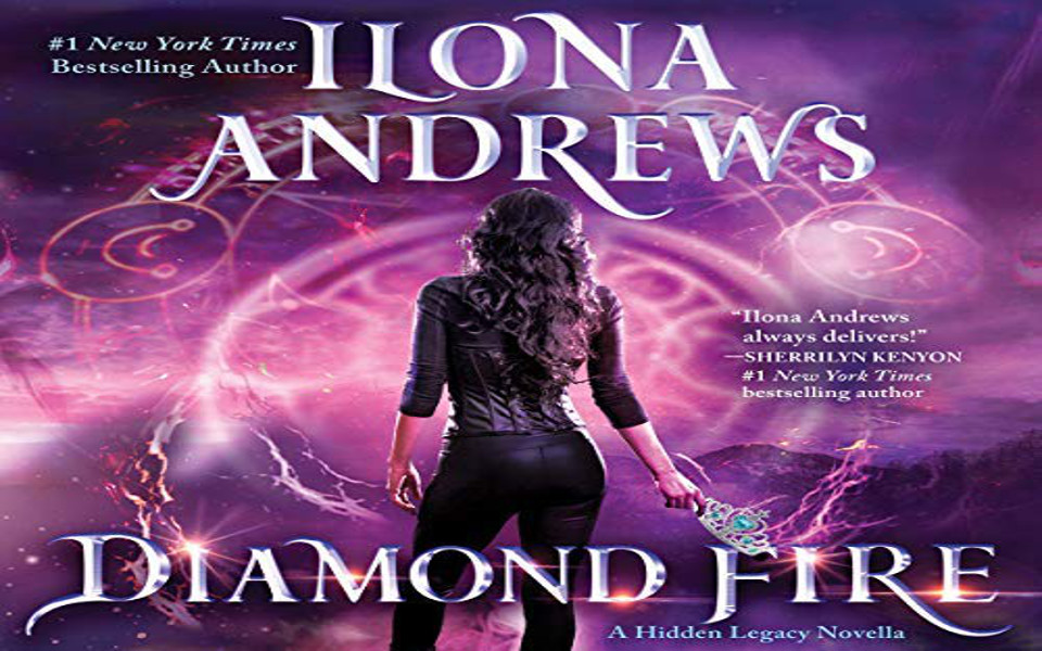 Diamond Fire Audiobook by Ilona Andrews (REVIEW)