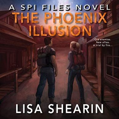 The Phoenix Illusion (SPI Files #6) by Lisa Shearin read by Johanna Parker