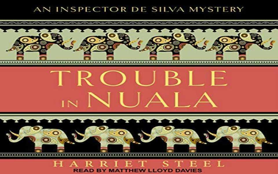 Trouble in Nuala Audiobook by Harriet Steel