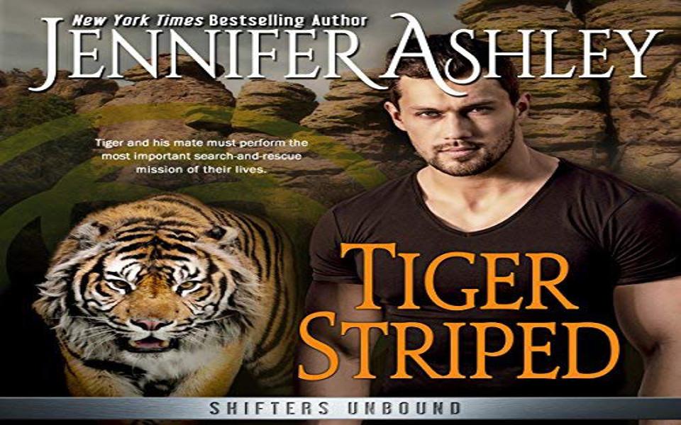 Tiger Striped by Jennifer Ashley (REVIEW)