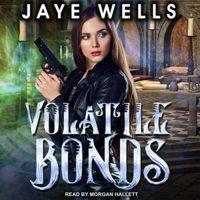 Volatile Bonds (Prospero's War #4) by Jaye Wells read by Morgan Hallett