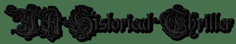 Genre: YA Historical Thriller