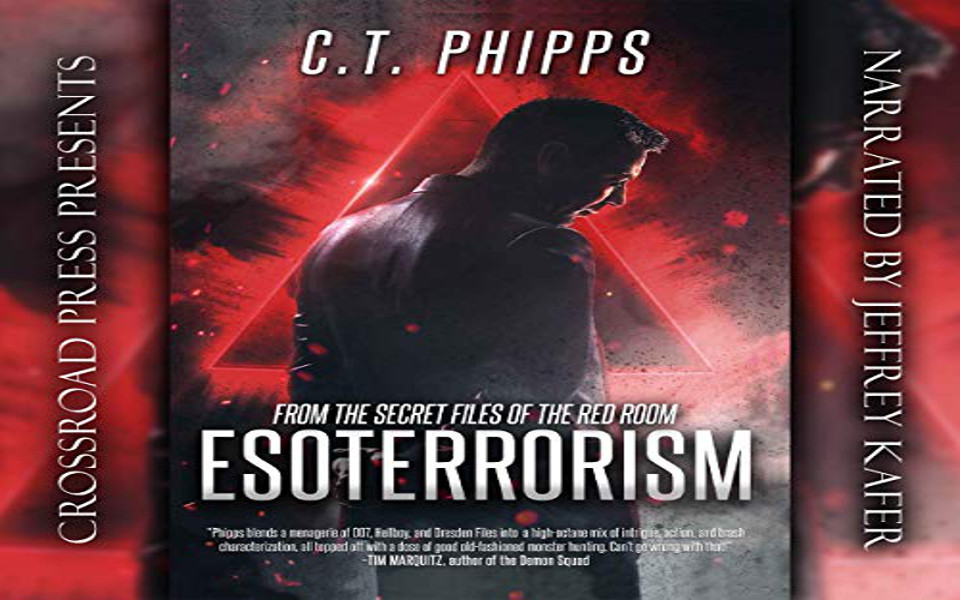 Esoterrorism Audiobook by C.T. Phipps (REVIEW)
