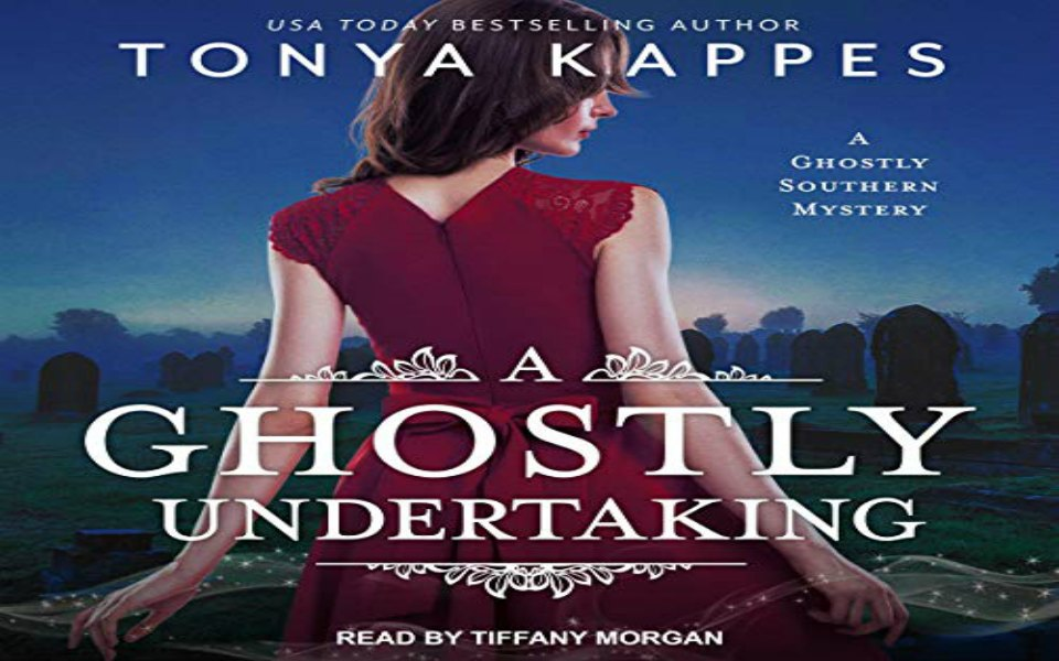 A Ghostly Undertaking Audiobook by Tonya Kappes (Review)