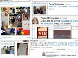Conference Tweet Compilation