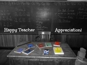 Happy Teacher Appreciation