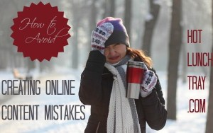 Online Content Mistakes