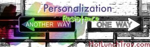 Personalization Resistance